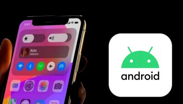 Trasformare Android in iOS