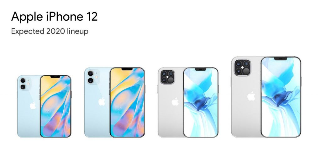 Apple iPhone 12 Lineup 2020