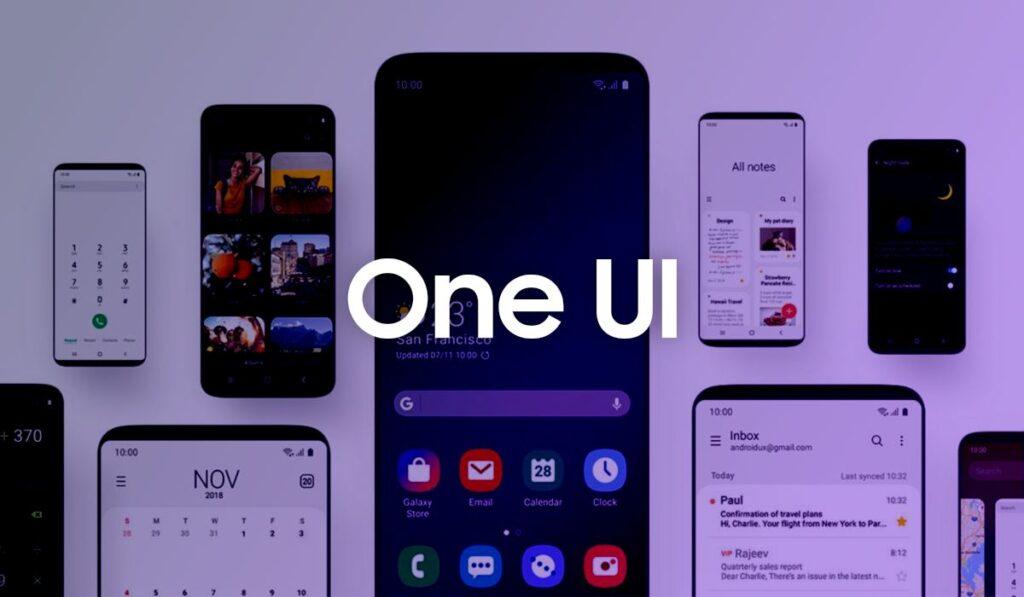 Samsung OneUI