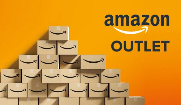 Amazon Outlet Cover