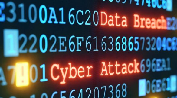 Data Breach Cyber Attack