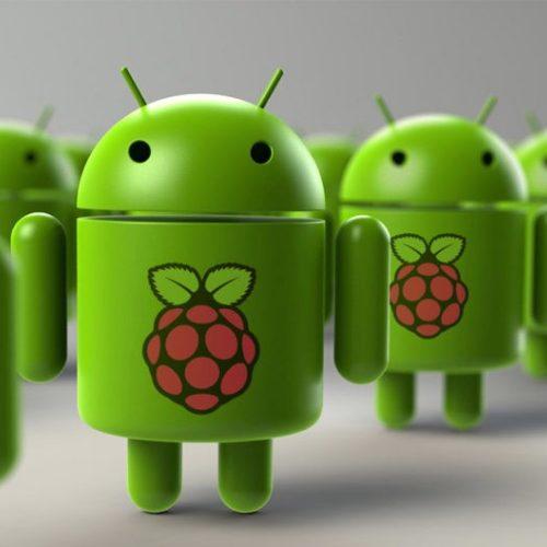 Android Raspberry Pi 4