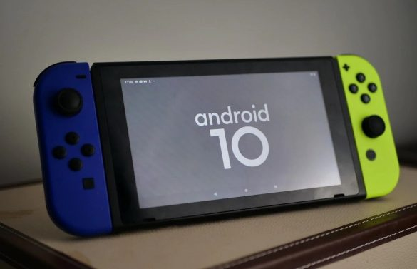 Nintendo Switch Android 10