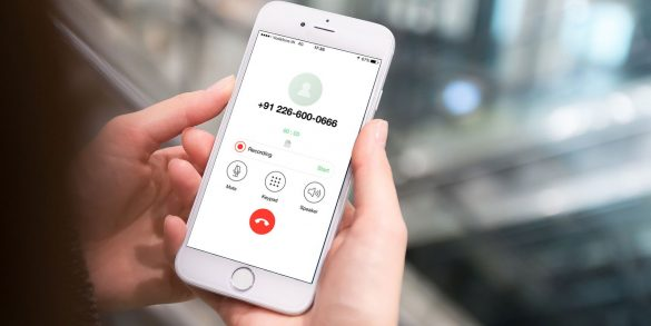iPhone Call Recorder