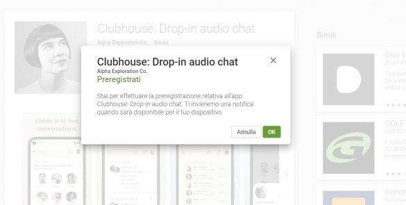 Clubhouse Android Public Beta