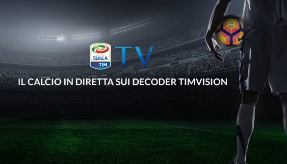TIMVISION Sport Streaming