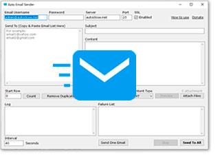 Auto Email Sender