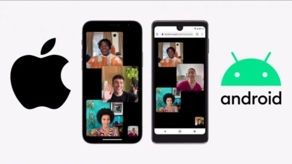FaceTime Android Apple