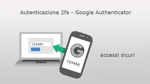 Google Authenticator Cover
