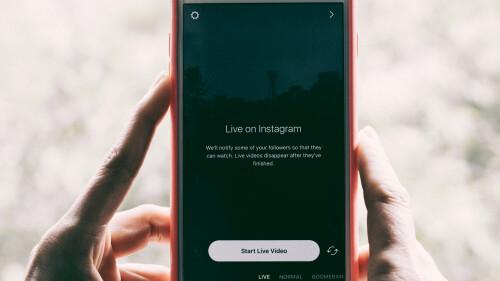 Instagram Practice Mode
