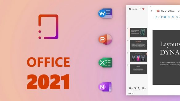Office 2021 Cover